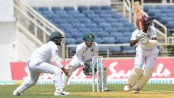 West Indies 295 for 4 at stumps, Day One against Bangladesh