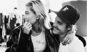 Justin Bieber, Hailey Baldwin take helicopter to meet her family