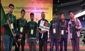 Bangladesh achieves 1st Gold in Int'l Math Olympiad
