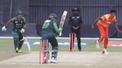 Pakistan beat Zimbabwe by 201 runs in first ODI