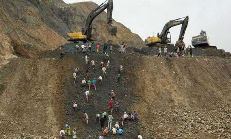 Landslide at Myanmar jade mine kills at least 15
