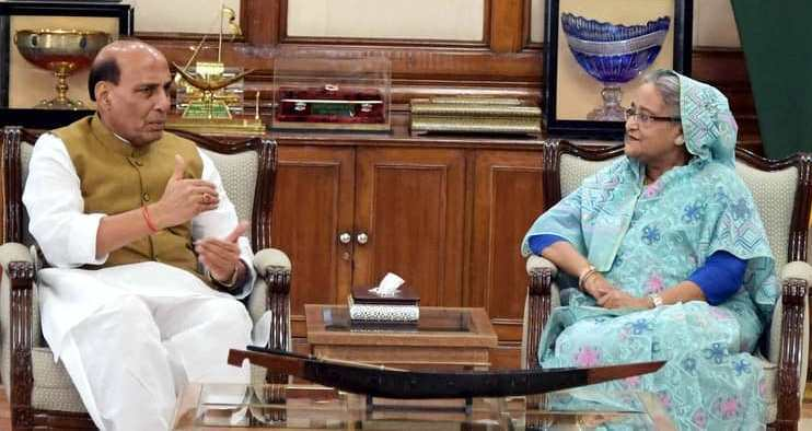 Delhi to help expedite sustainable return of Rohingyas: Minister
