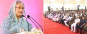 Awami League to reshape villages if voted to power: Hasina