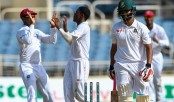 Bangladesh bundle out for 149, Holder takes five-wicket