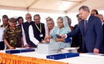PM Sheikh Hasina opens second unit of Rooppur Nuclear Power Plant