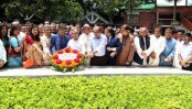 DU pays tribute to Bangabandhu at Tungipara
