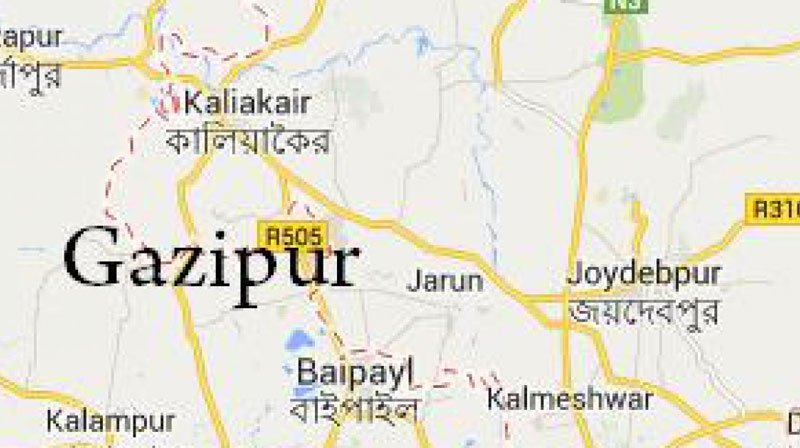 Road accident sparks protest in Gazipur