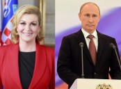 Putin, Macron, Kitarovic to attend World Cup final