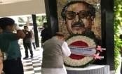 Rajnath Singh pays tribute to Bangabandhu