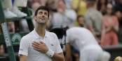 Djokovic admits he doubted Grand Slam future