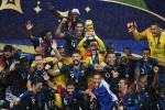 France win World Cup beating Croatia 4-2