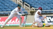 Shakib six-for restricts WI to 129; Bangladesh need 335