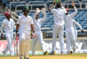 West Indies close in on series win over Bangladesh