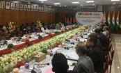 Dhaka, Delhi home minister-level talks held in city