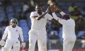 West Indies crush Bangladesh in 2nd test and sweep series