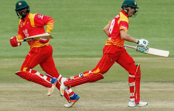 Zimbabwe bat first in 2nd one-dayer against Pakistan