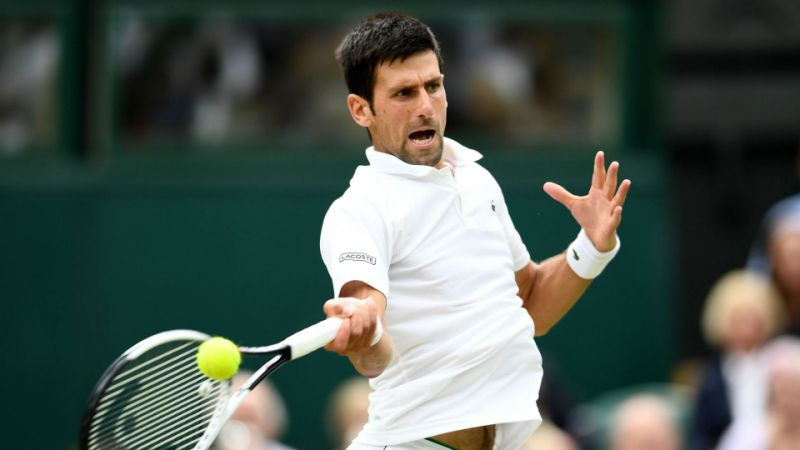 After Wimbledon, reborn Djokovic targets US happy hunting ground
