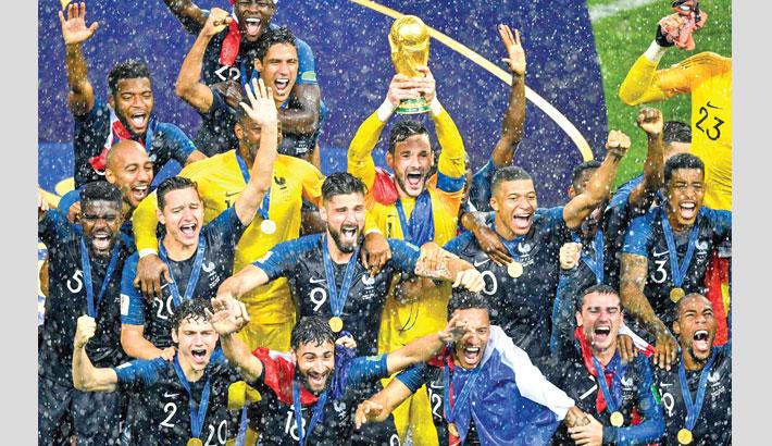 France rewrite history
