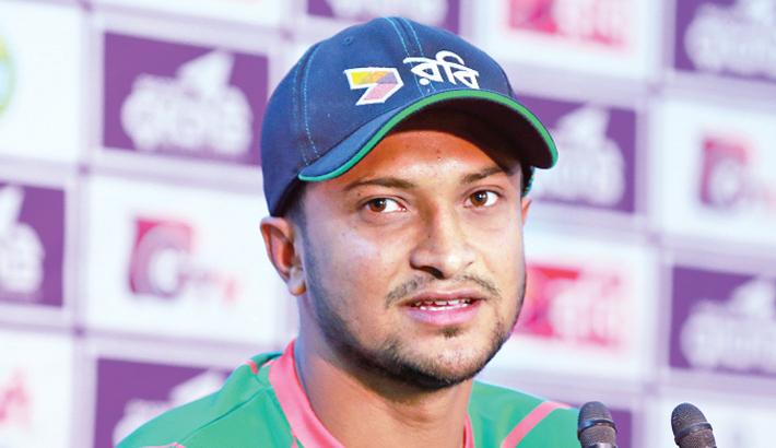 Shakib looks forward to ODI challenge