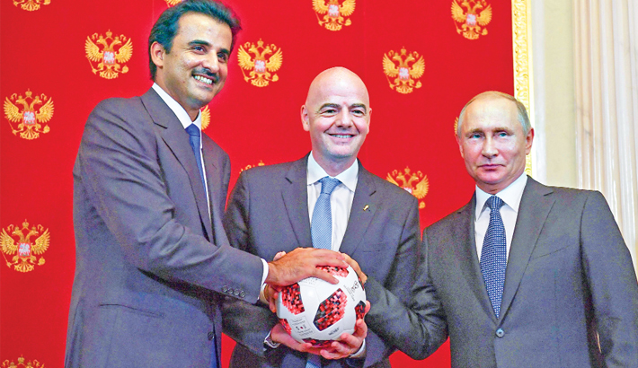 WC has changed perception about Russia, says FIFA boss