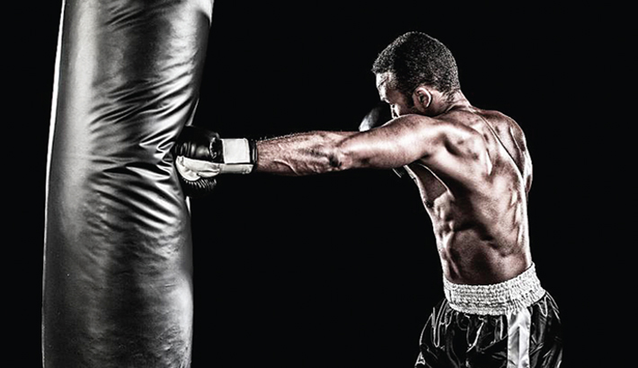 Boxing:  An Effective Workout