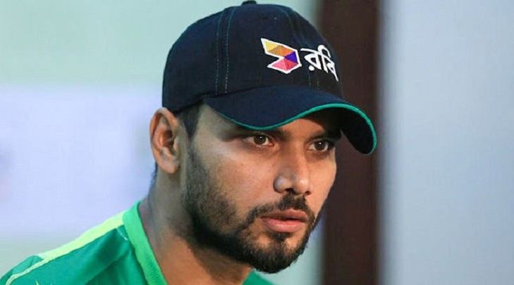 Mashrafe sets for West Indies to join Bangladesh team