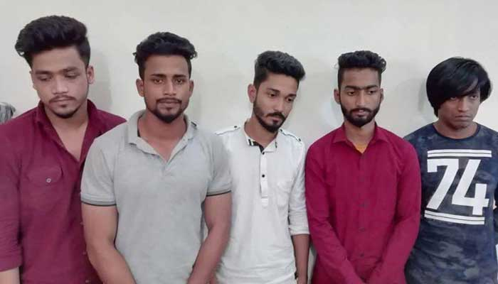 5 remanded over gang-rape of Chattogram college girl