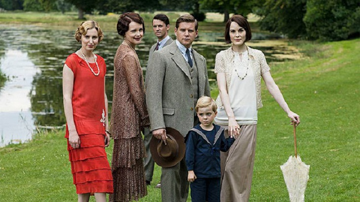 Downton Abbey film finally confirmed