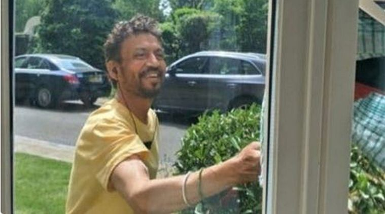 Irrfan radiates positivity in new Twitter image