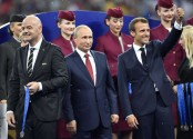25 million cyberattacks thwarted during World Cup: Putin