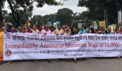 Garment workers reject owners' proposed minimum wage