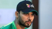 Mashrafe sets for West Indies to join Bangladesh team