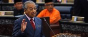 Malaysian lawmakers take oath, including indicted ex-leader