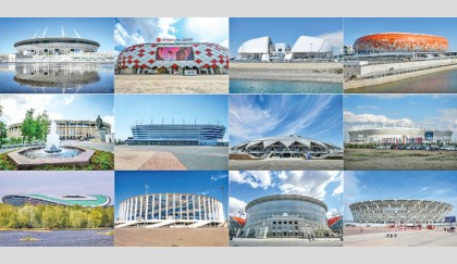 Russia's stadiums future uncertain after WC