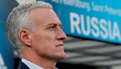 France coach Deschamps joins exclusive winners list