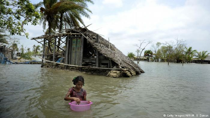 Bangladesh at high risk of climate change impact: report