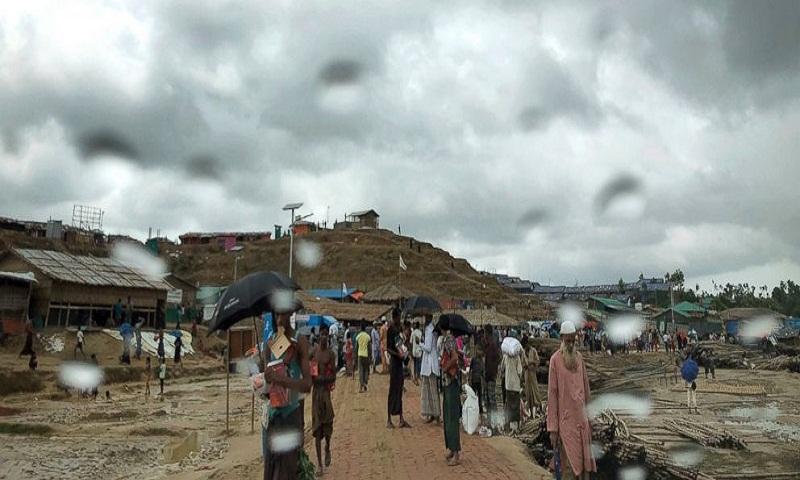 Nowhere to run: Rohingya hunker down as monsoon arrives