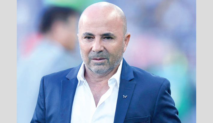Argentina part company with coach Sampaoli