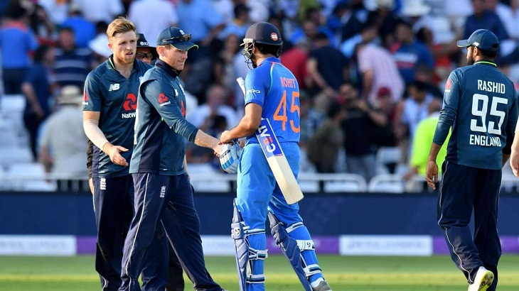 England bowl in India ODI series-decider
