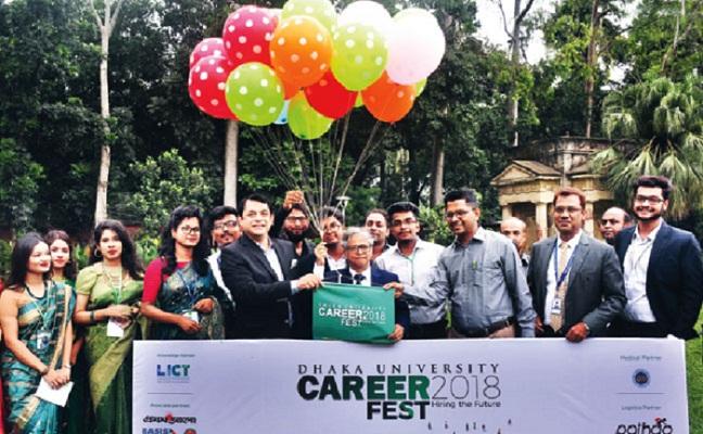 2-day Career Fest begins at DU