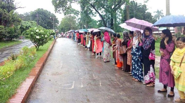'BCL men' threat to rape female quota reformist at Jahangirnagar University