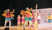 Evening of Gujarati folk dance