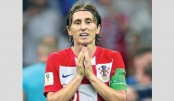 Golden Ball 'bittersweet' after WC defeat: Modric