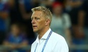 Iceland coach steps down after 7 years in charge