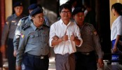 Myanmar Reuters reporter says he was hooded, deprived of sleep