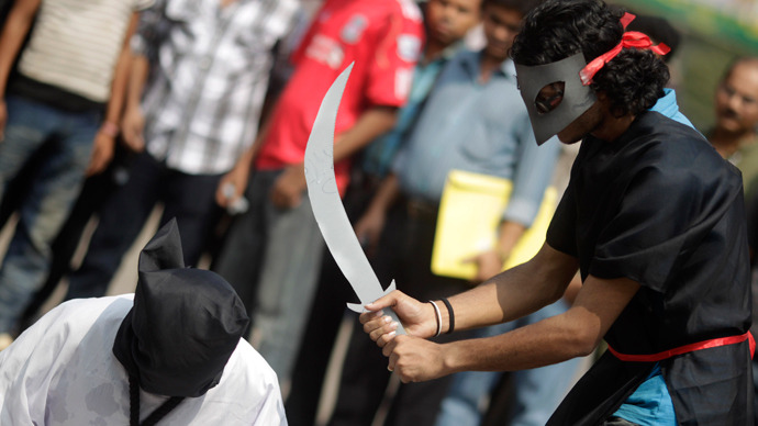 Saudi Arabia executes seven in one day