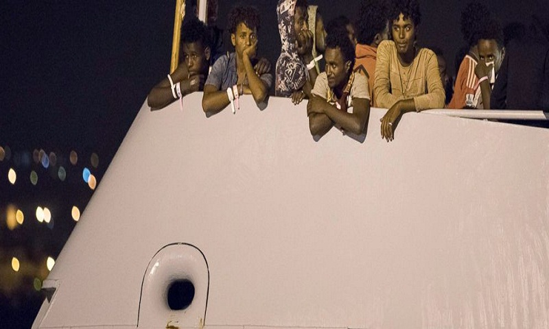 Libya defends migrant rescue record at sea