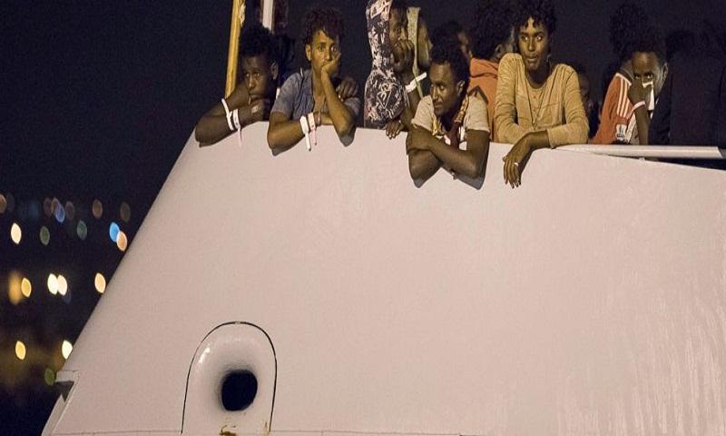 Libya defends migrant rescue record at sea