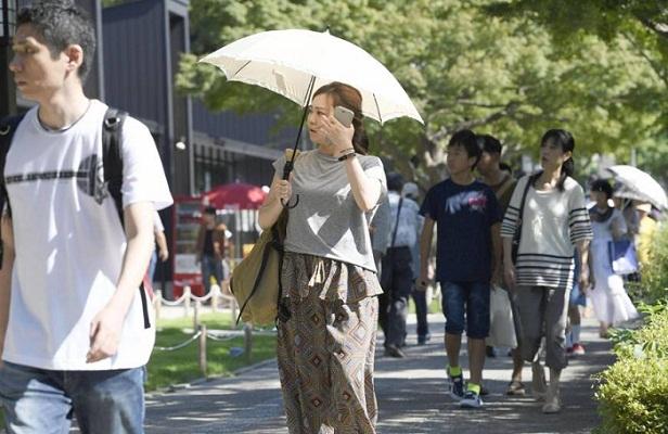 8 people killed in Japan heatwave