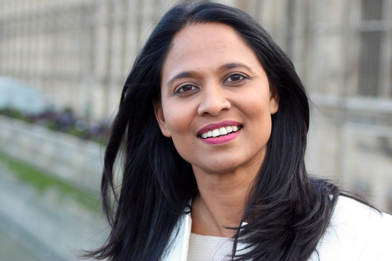 British Prime Minister's trade envoy Rushanara due Saturday